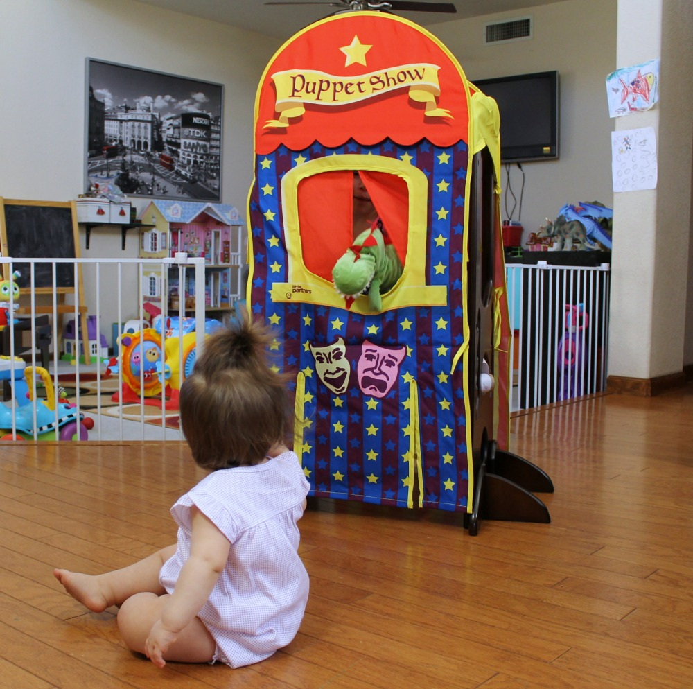 The Learning Tower: 3-in-1 Fun for Kids (Giveaway)