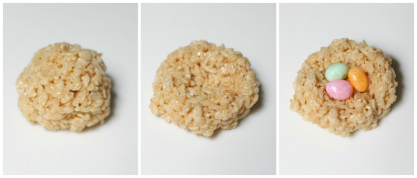 rice.krispie.nest.forming