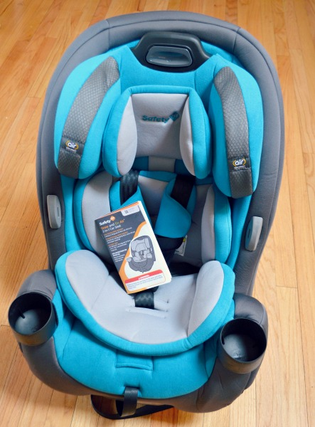 Meet the New Safety 1st Grow and Go Air 3-in-1 Car Seat