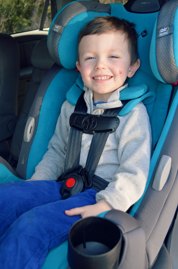 Car Seats to Fit Older Kids