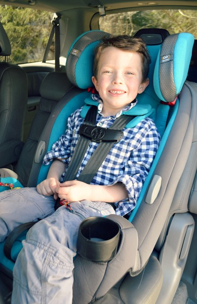 Car seats that will fit your kids from birth through kindergarten