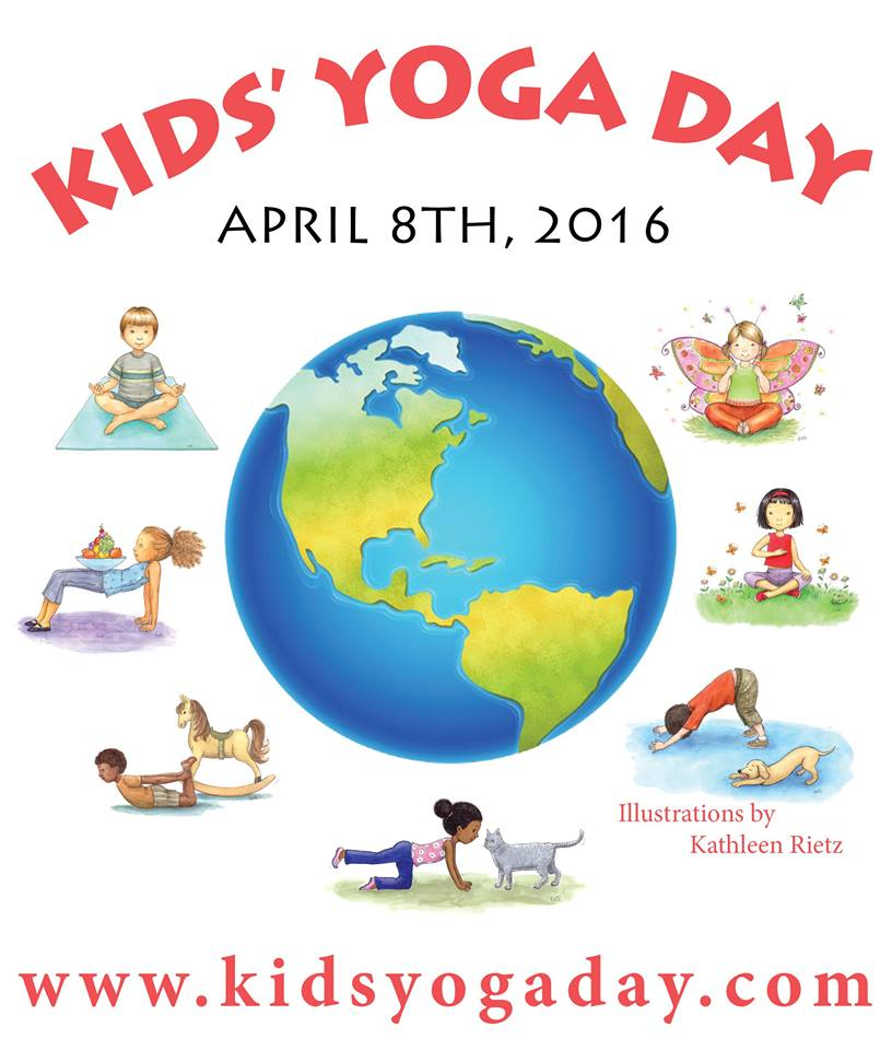 Kids Yoga Day 2016