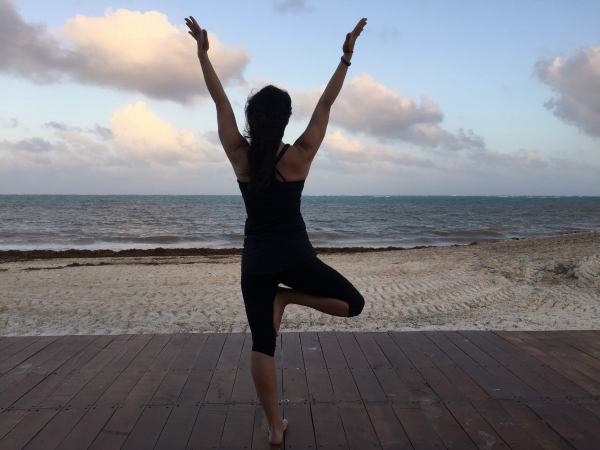 Why I Practice Yoga