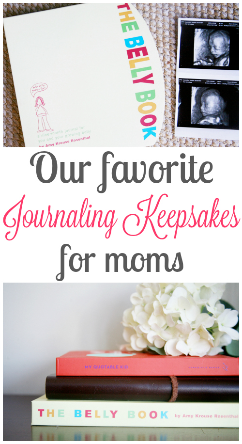 The Best Journals for Moms