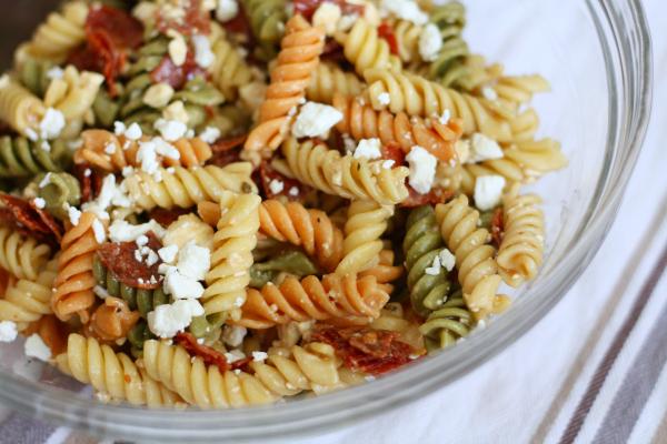 Spring Pasta Salads Kids Will Love