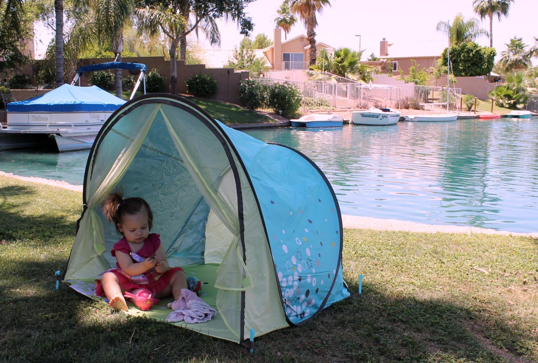 Summer Must-Have: Babymoov Anti-UV Tent