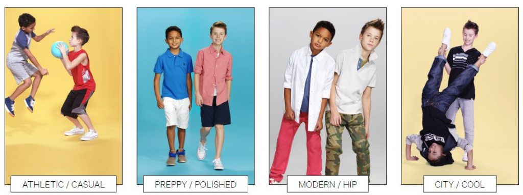 Choose your kids style when you shop at Kidbox