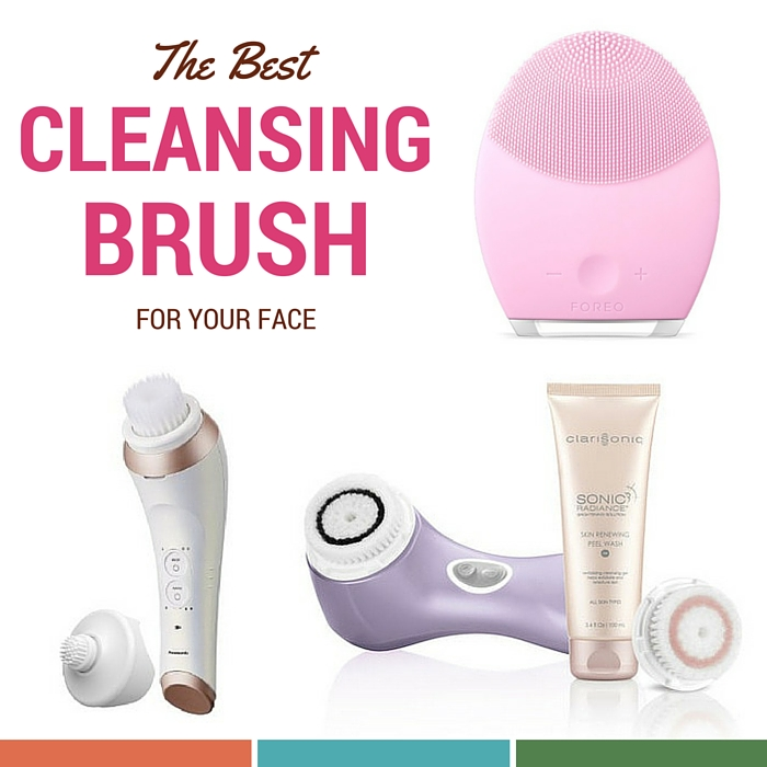 Find Your Best Facial Cleansing Brush