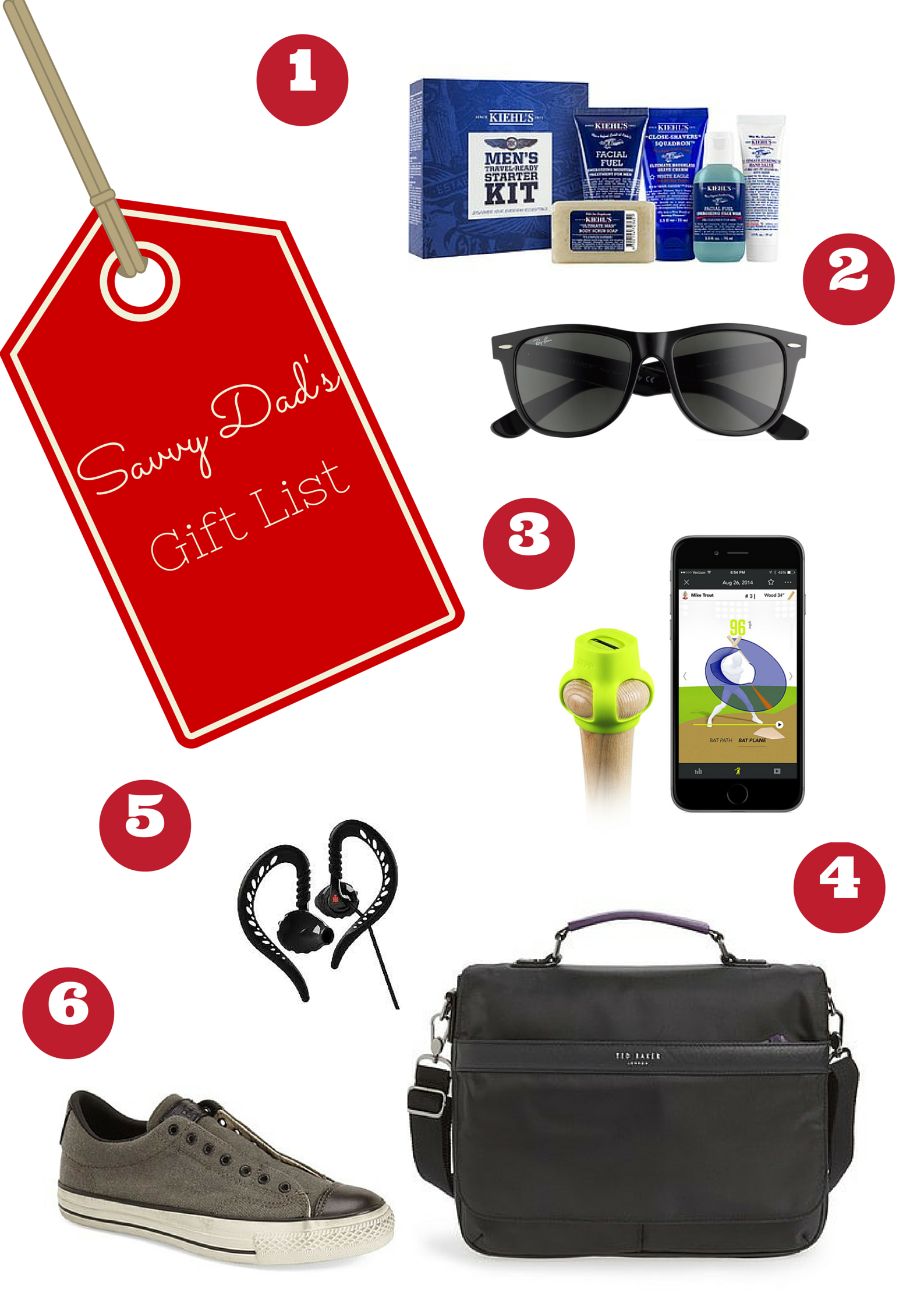 Father's Day Gift Guide for the SAVVY Dad