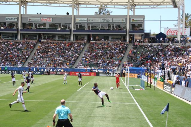 Where to Watch Soccer with Kids in LA
