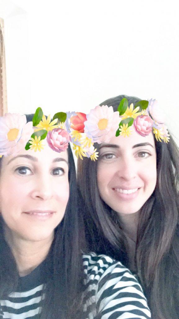 SnapChat Flower Child