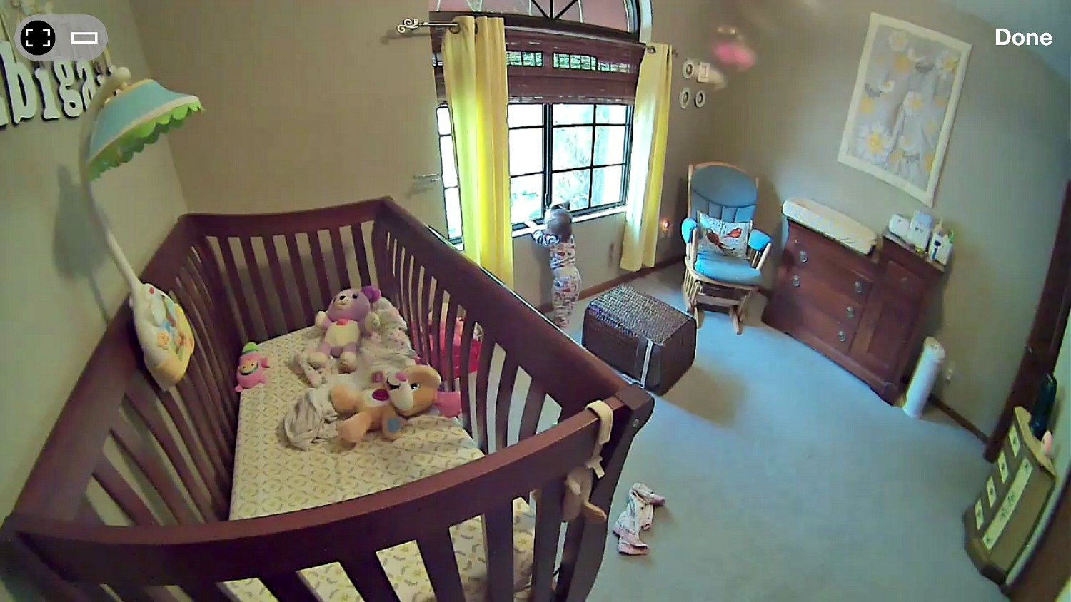 The NEW Kodak Baby Monitoring System has an AMAZING picture!