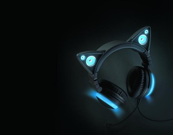 LED Cat Headphones
