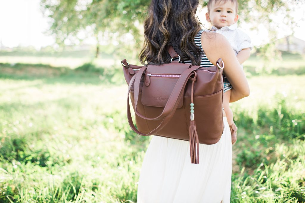 Summer Style: Lily Jade Diaper Bags (Giveaway)