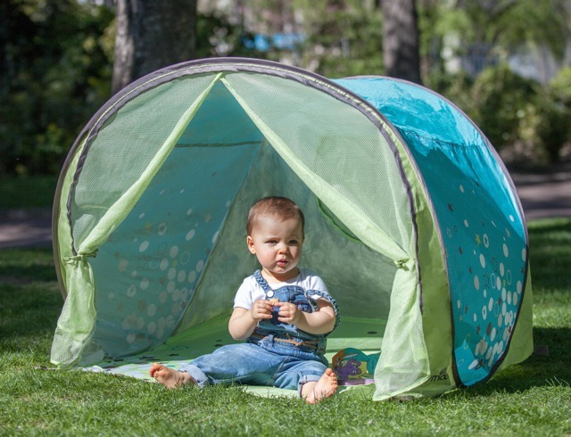 Win the Babymoov Anti-UV Tent from #SummerScoop4Moms