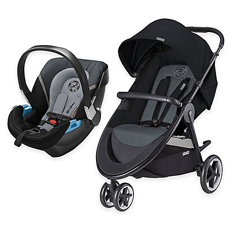 Win the Cybex Baby Travel System #SummerScoop4Moms