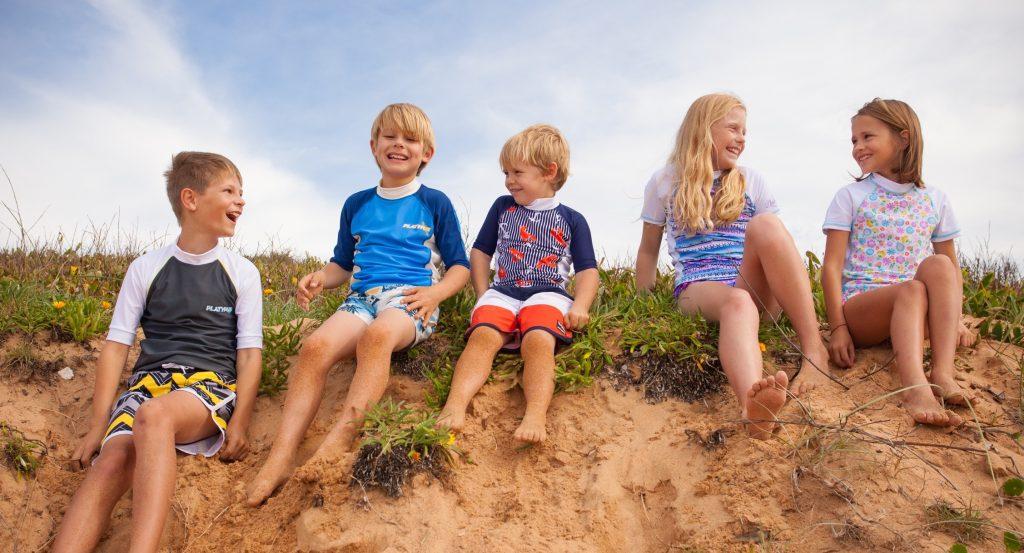 Win from Platypus Australia Swimwear for Kids #SummerScoop4Moms