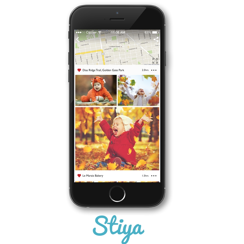 Win an iPhone 6s from STIYA for #SummerScoop4Moms
