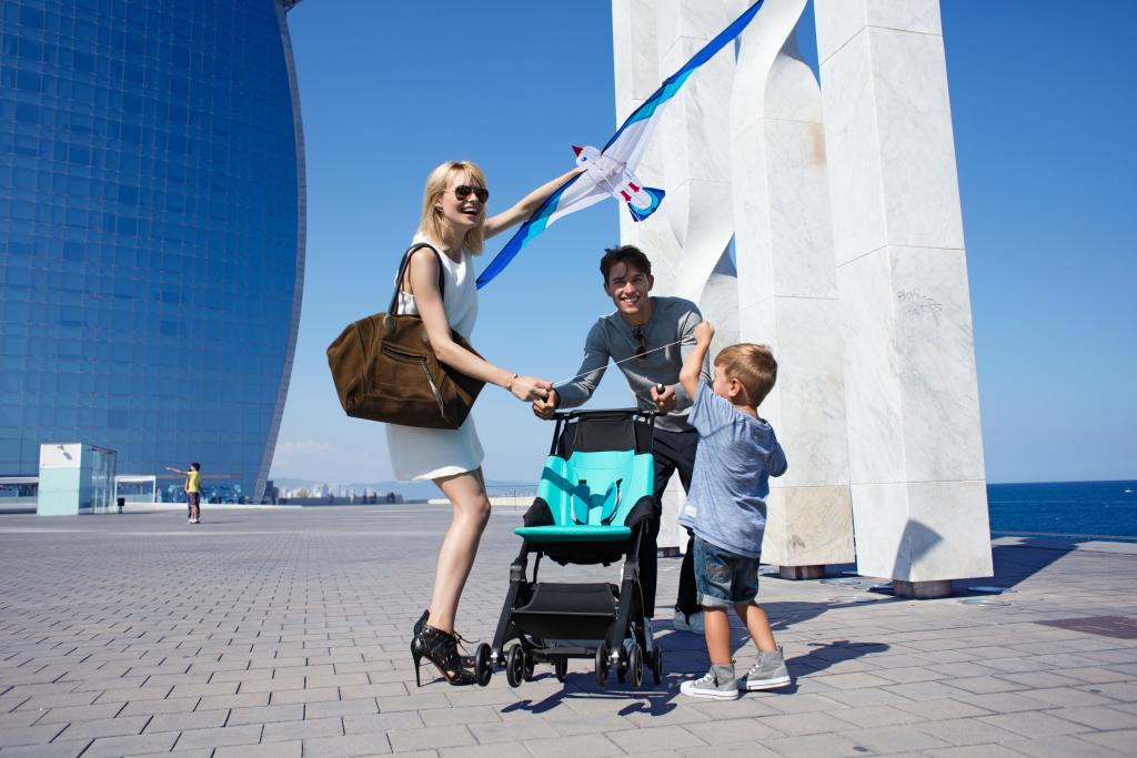 Win a gb Child Pockit Stroller #SummerScoop4Moms