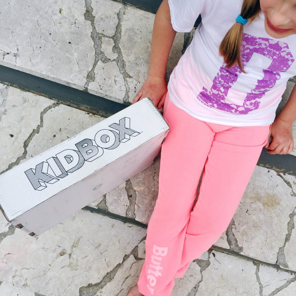 Try Kidbox and receive $25 off your first delivery