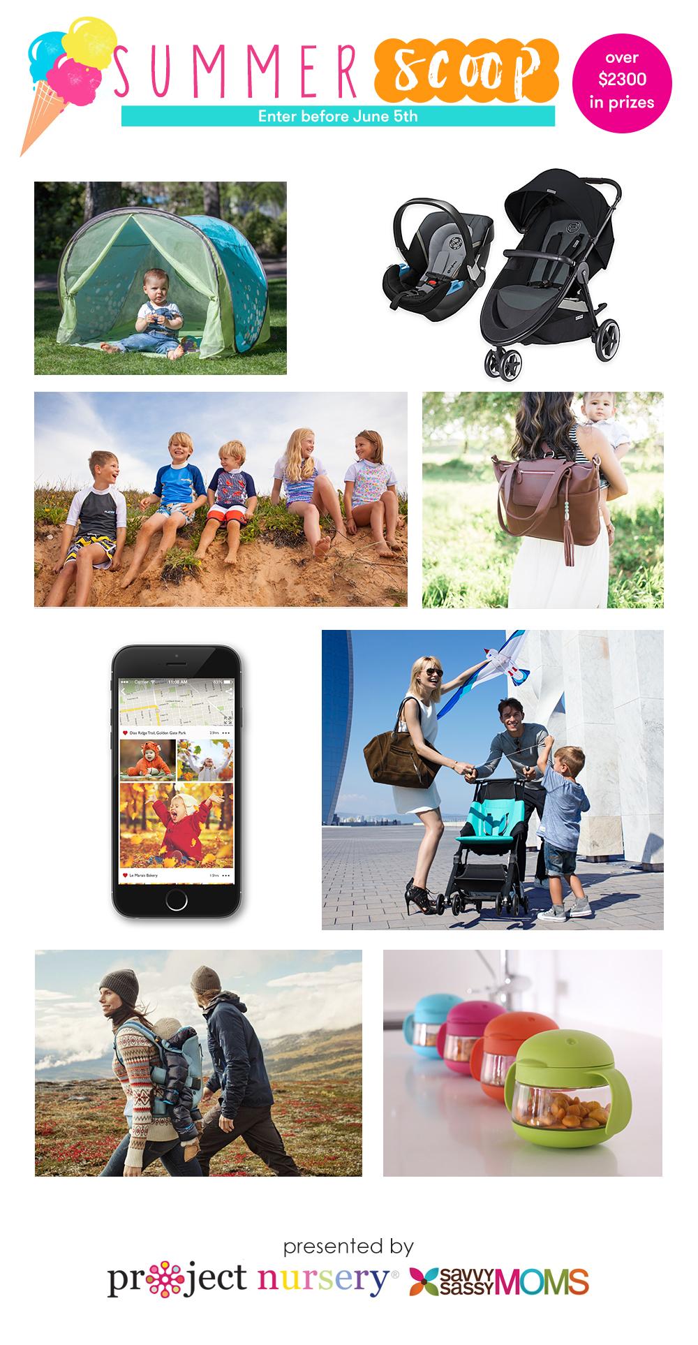 ee664903e657 Get the summer scoop with  SummerScoop4Moms  Giveaway  - Savvy Sassy ...