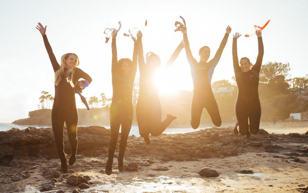 Discover Scuba Diving for PADI Women's Dive Day #padiwomen #padiwomensdiveday #sponsored