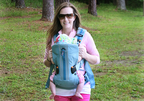 Meet the BABYBJORN Baby Carrier One Outdoors