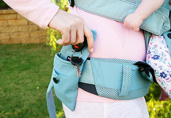 5 Features You Want on a Baby Carrier