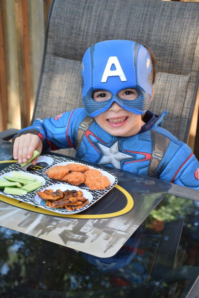 Super Powers Dinner