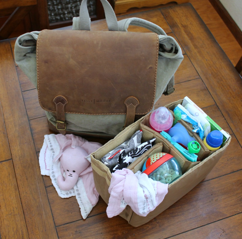 6 Diaper Bags That Do Double-Duty