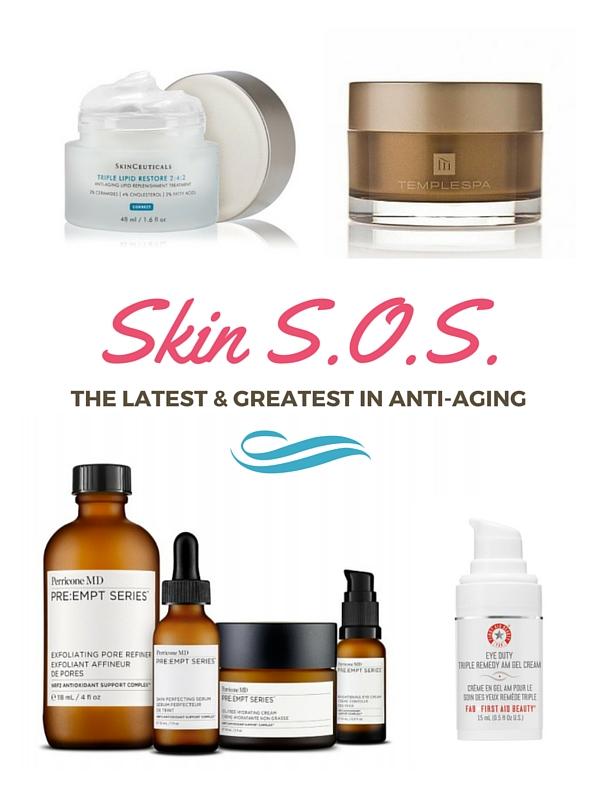 Skin S.O.S. Anti-Aging Skincare