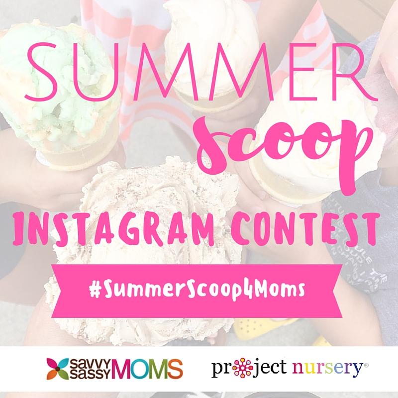 Summer Scoop Instagram Contest