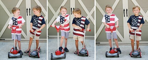 4th of July Style for Boys