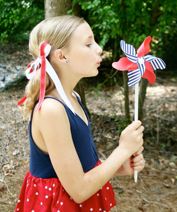 4th of July Style for Girls