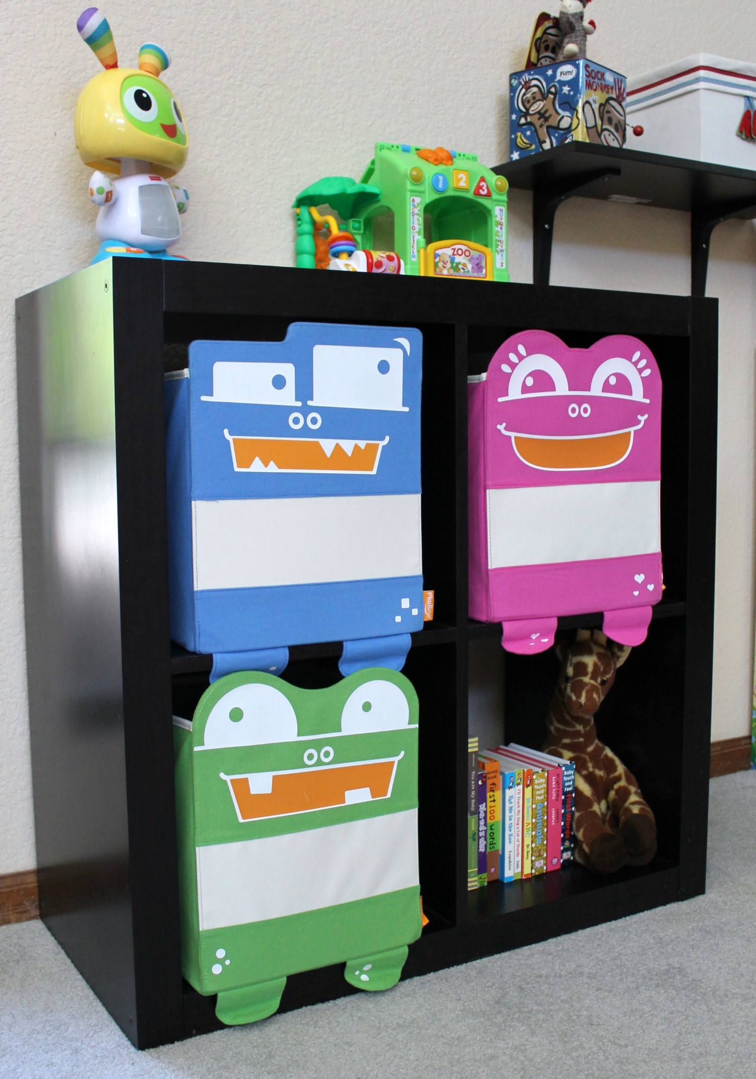 Fun Playroom Storage Ideas That Kids Will Adore