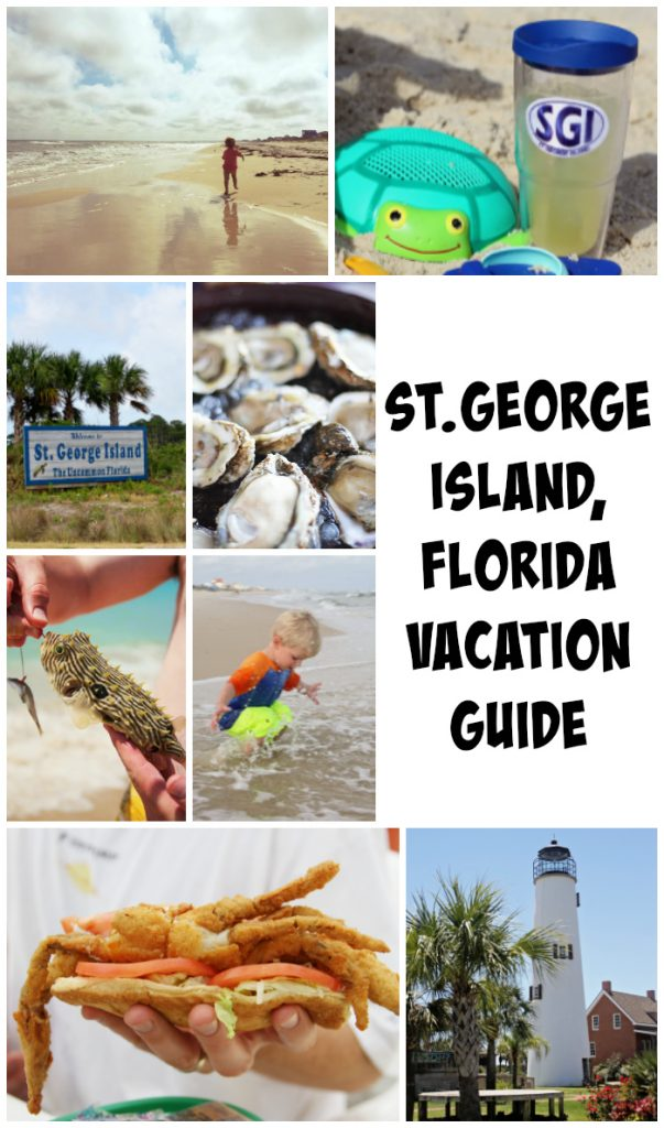 St. George Island Florida Vacation Guide