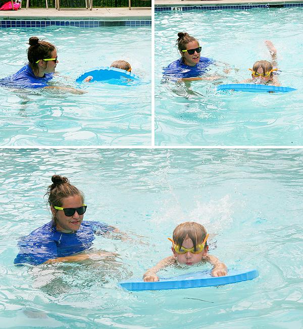 Tips for Starting Swim Lessons