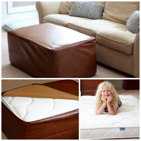 Ooroo Folding Bed is the BEST for Sleepovers