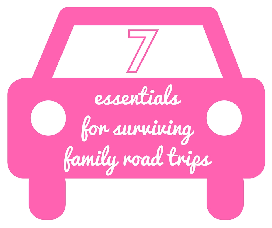7 Essentials for Surviving Family Road Trips