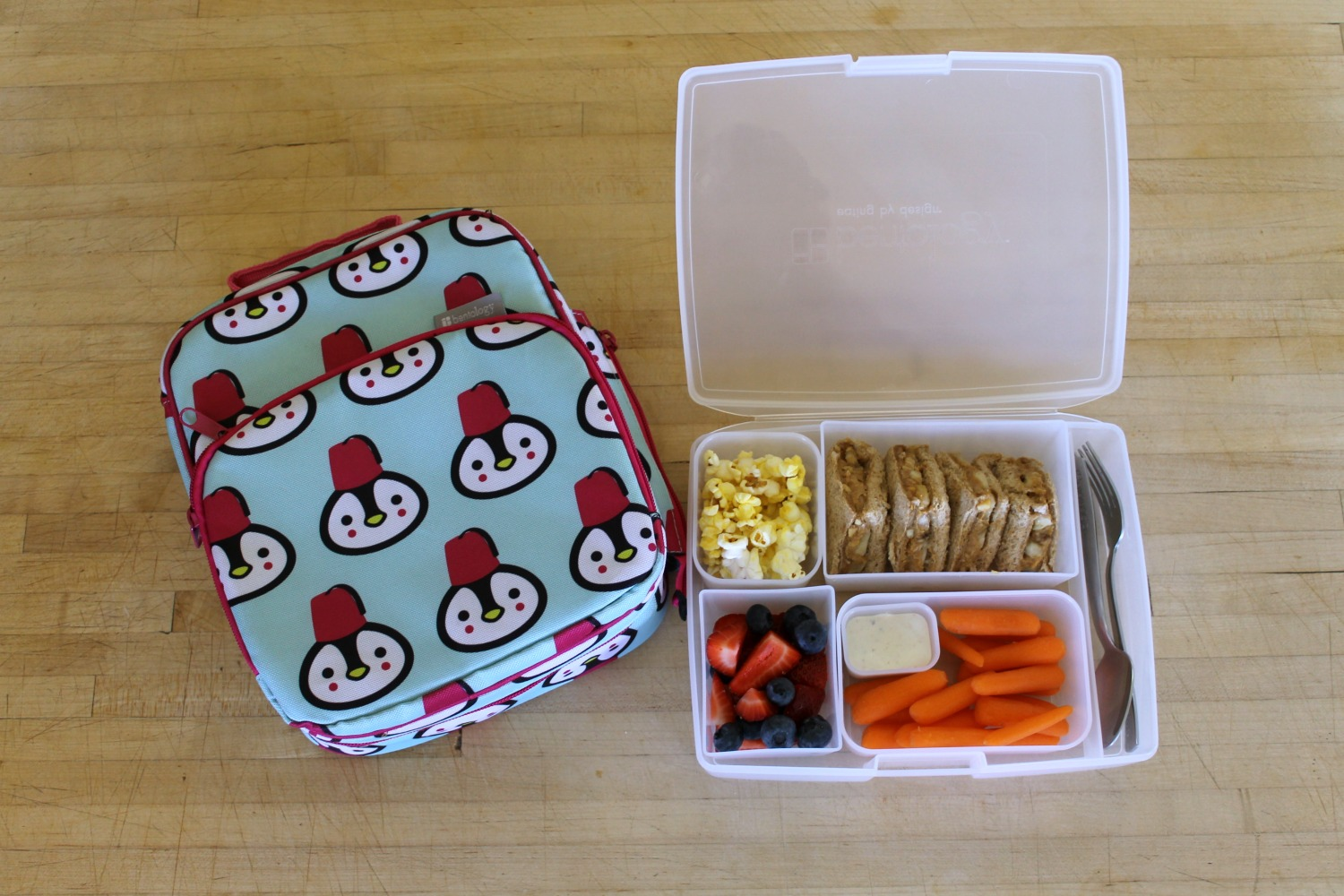 Bentology Lunch Boxes for Kids