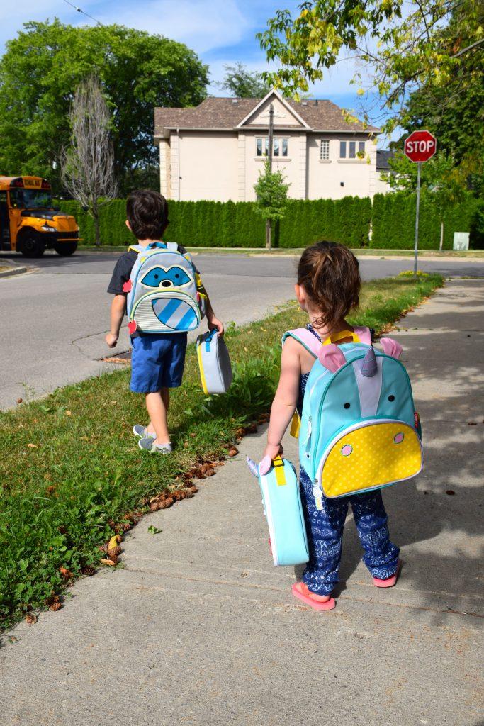 Skip Hop Back To School