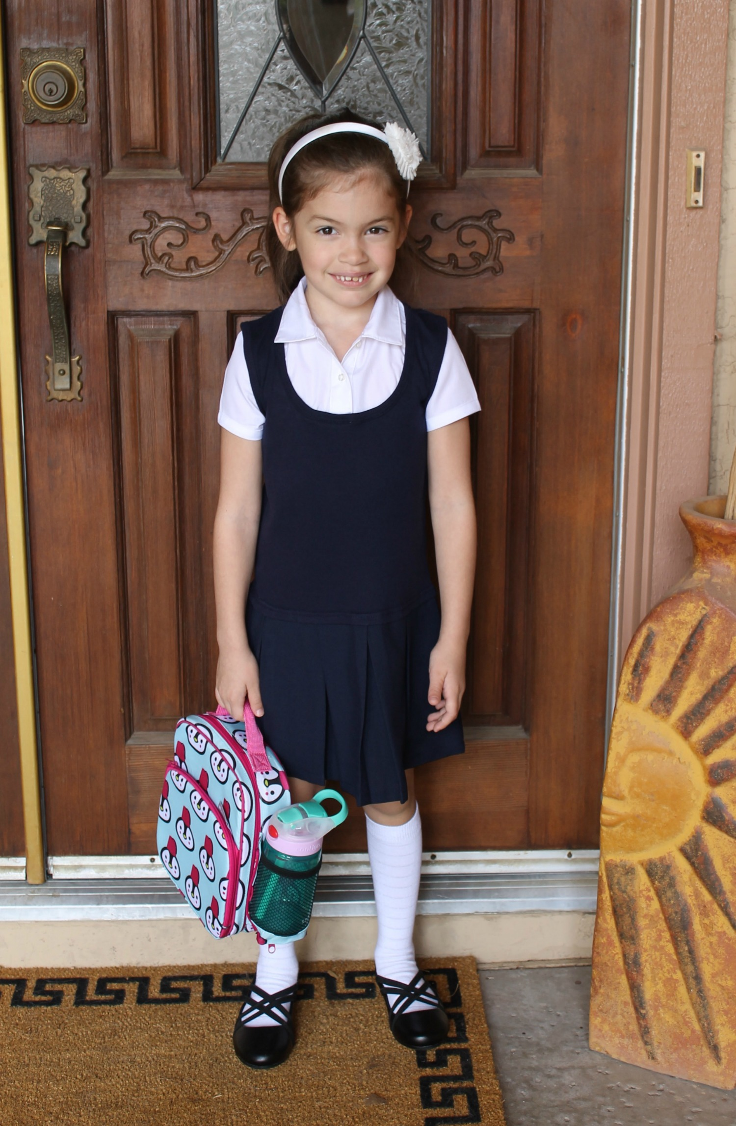 French Toast Uniforms Make Back-to-School Easy