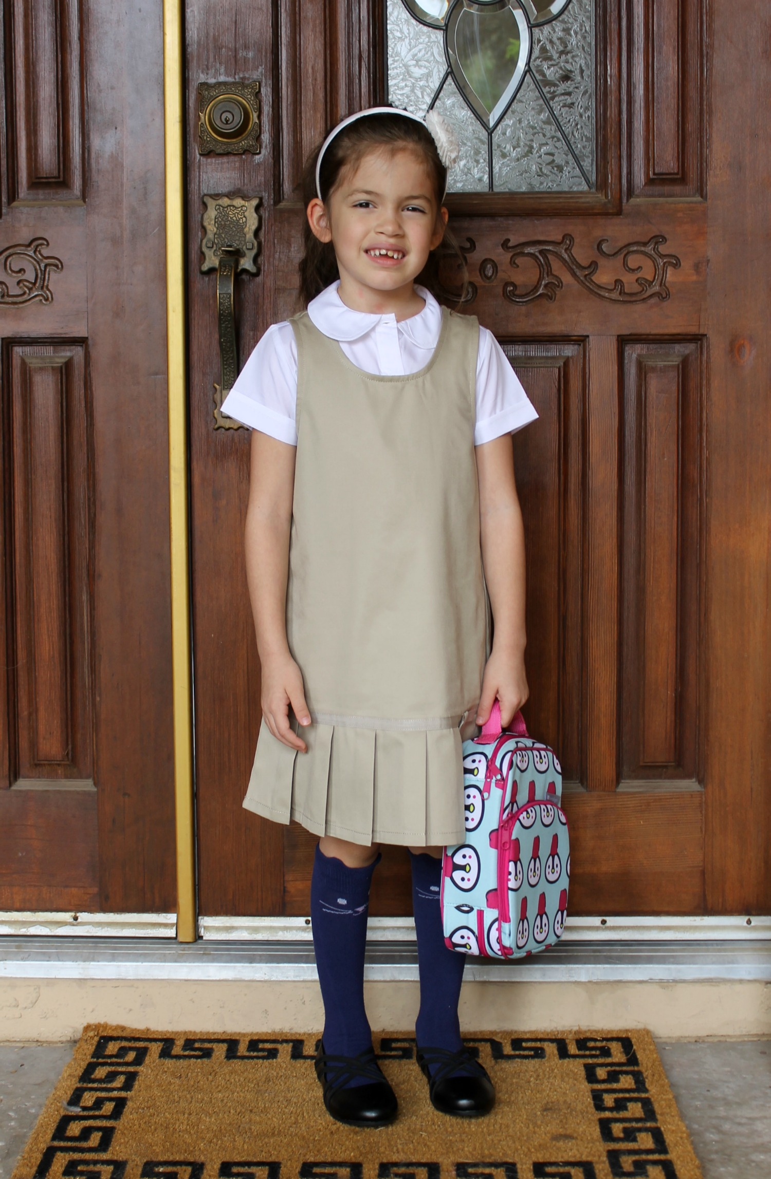 Uniform Styles for Back-to-School