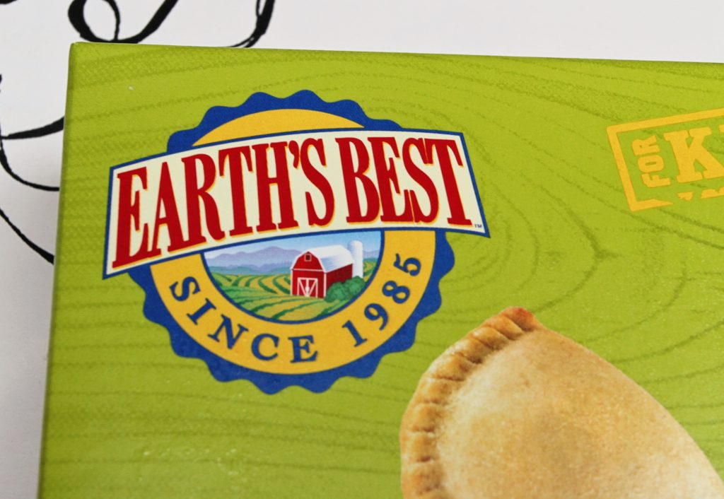 Earth's Best healthy after school snack options