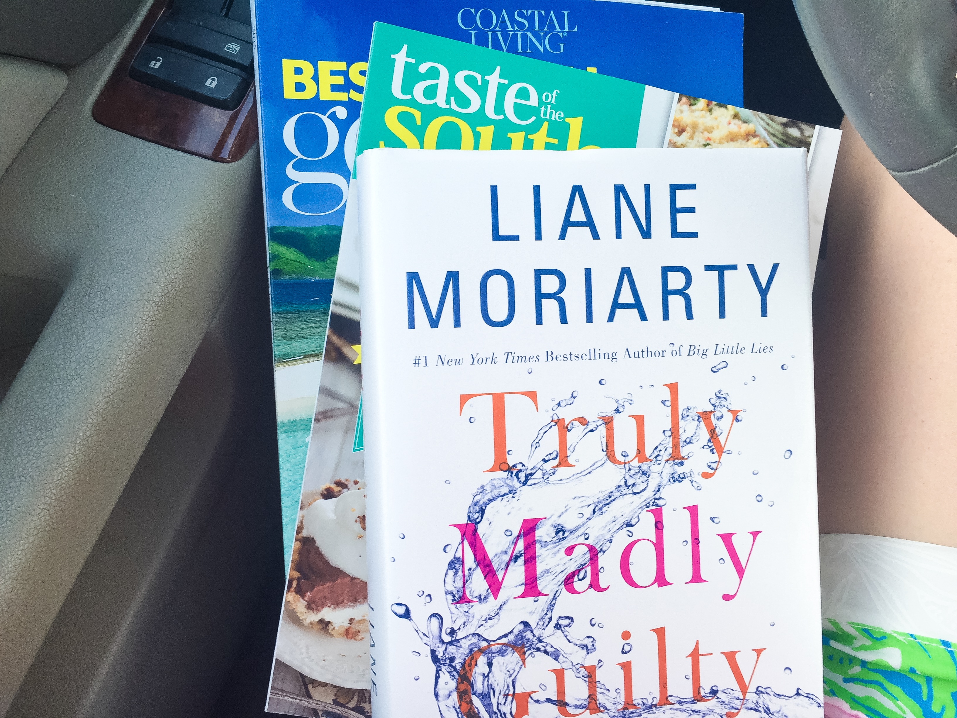 What to Read in the Carpool Line