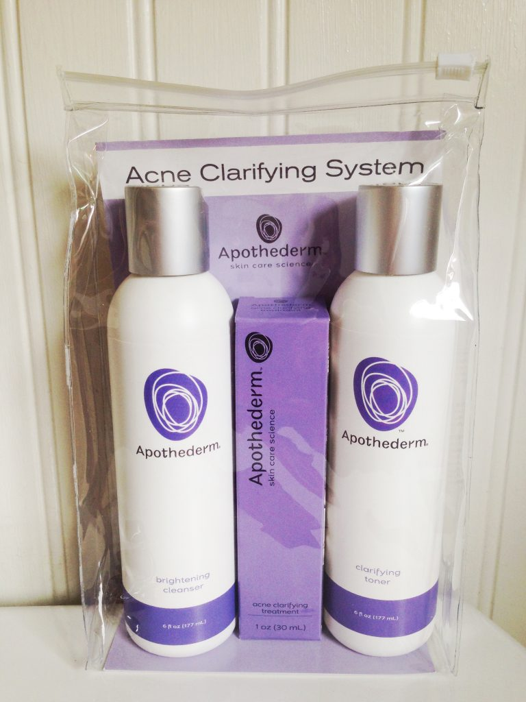 Apothederm Acne Clarifying Skincare
