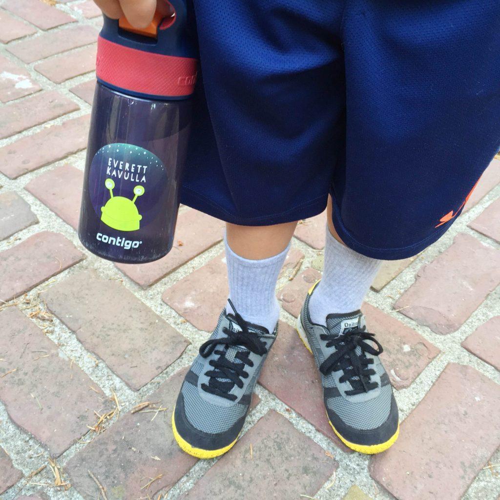 Water bottle labels for kids
