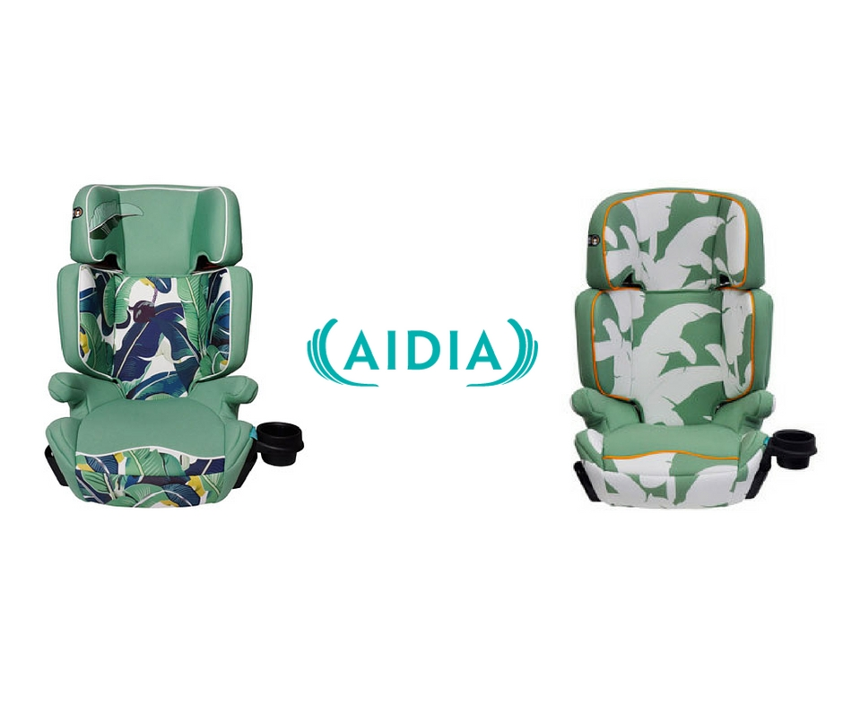 AIDIA High-Back Booster Seats