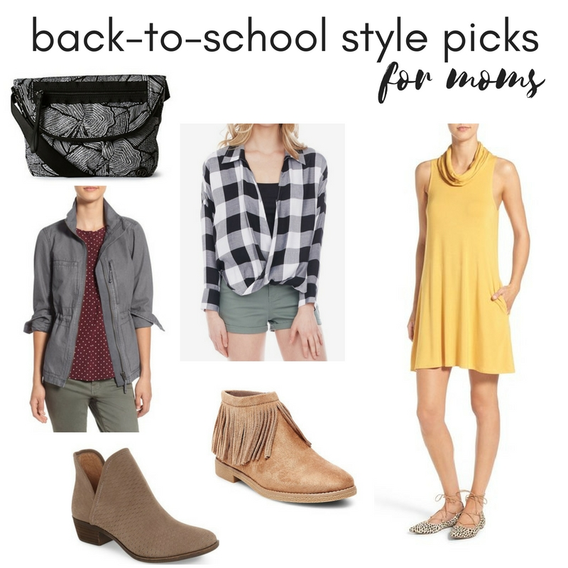Back-to-School Style Picks for Moms