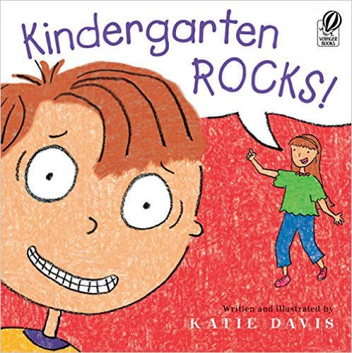 Books to read about starting kindergarten